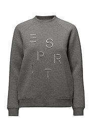 Sweatshirts - MEDIUM GREY 2