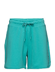 Shorts knitted - AQUA GREEN