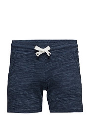 Shorts knitted - NAVY 2