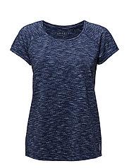 T-Shirts - NAVY 3