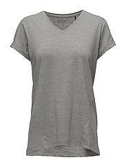 T-Shirts - MEDIUM GREY 2