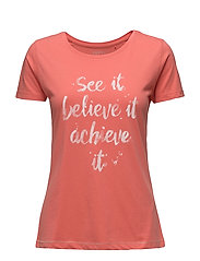 T-Shirts - SALMON