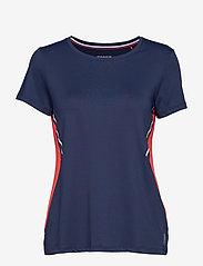 Esprit Sport - T-Shirts - t-shirts - navy - 0