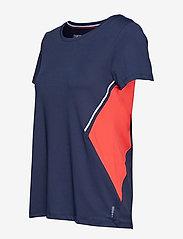 Esprit Sport - T-Shirts - t-shirts - navy - 2