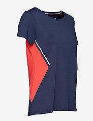 Esprit Sport - T-Shirts - t-shirts - navy - 3