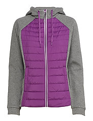 Jackets outdoor woven - BERRY PURPLE