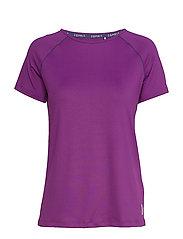 T-Shirts - BERRY PURPLE