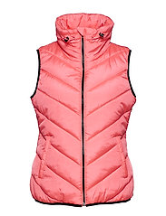 Vests outdoor woven - BERRY RED