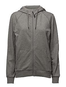Sweatshirts cardigan - MEDIUM GREY 2