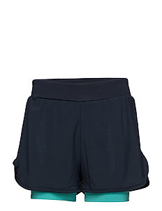 Shorts knitted - NAVY