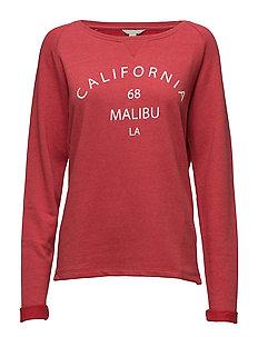 Sweatshirts - RED 2