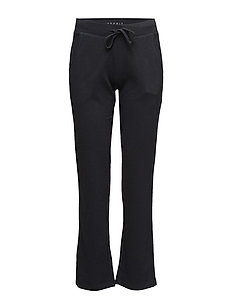 Pants knitted - BLACK