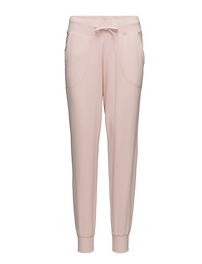 Pants knitted - LIGHT PINK