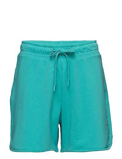 Shorts knitted - AQUA GREEN