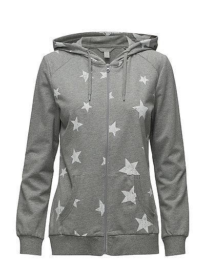 Sweatshirts cardigan - MEDIUM GREY 3