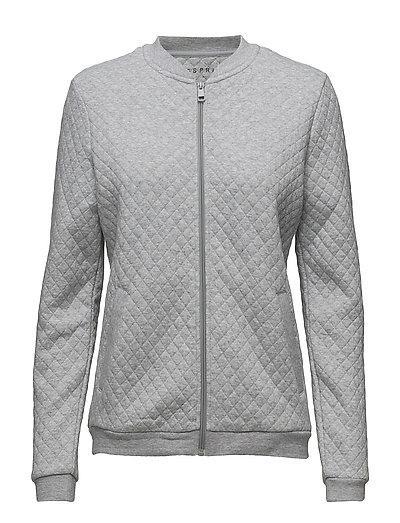 Sweatshirts cardigan - LIGHT GUNMETAL 2