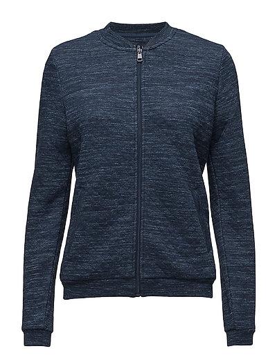 Sweatshirts cardigan - NAVY 2