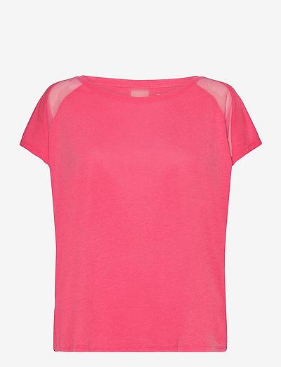 T-Shirts - t-shirts - coral