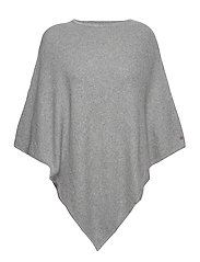 Shawls/Scarves - MEDIUM GREY