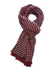 Shawls/Scarves - RED