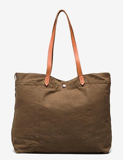 Bags - tote bags - light khaki