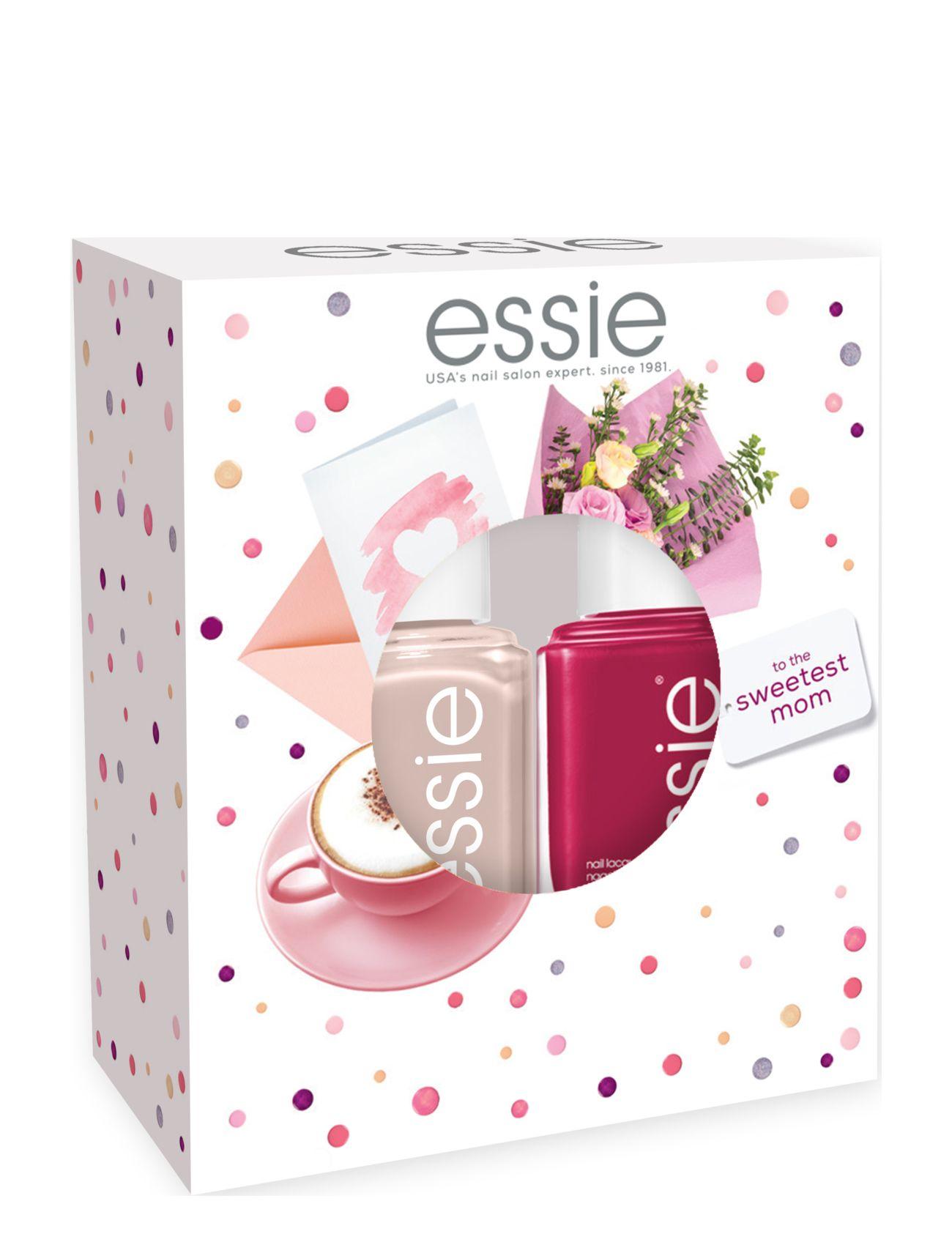 Essie Mother'S Day Gift Set Neglelak Makeup Multi/mønstret Essie