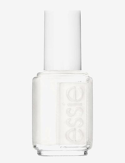 Essie Blanc 1 - kynsilakat - blanc 1