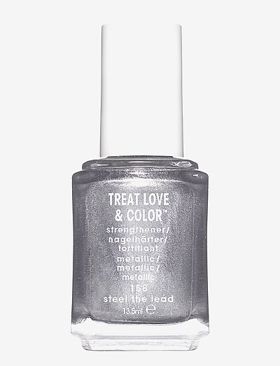 essie treat love & color - neglelak - tlc steel the lead 158