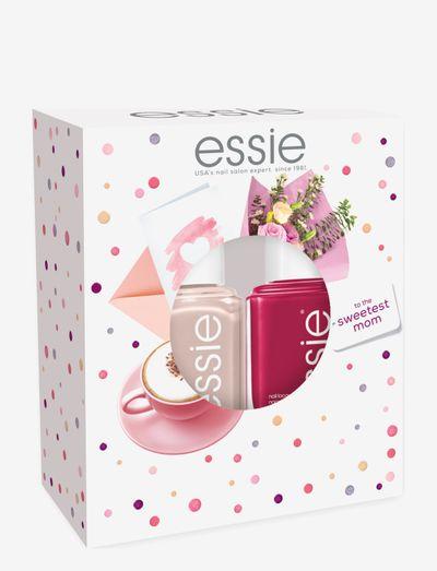 Essie mother's day gift set - neglelak - clear