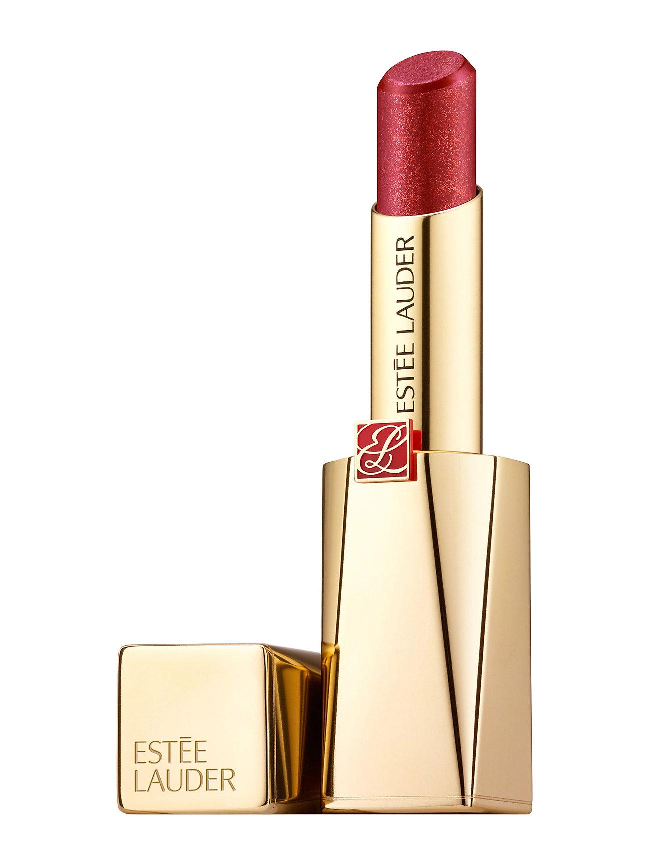 Estée Lauder Pure Color Desire Matte Plus Lipstick - Stagger (Chrome)