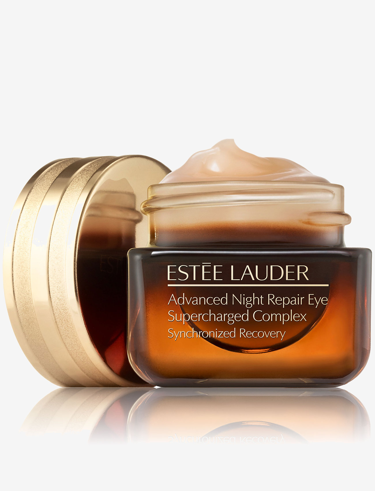 Estée Lauder - Advanced Night Repair Eye Supercharged Complex, 15ml - silmänympärysvoide - clear - 1