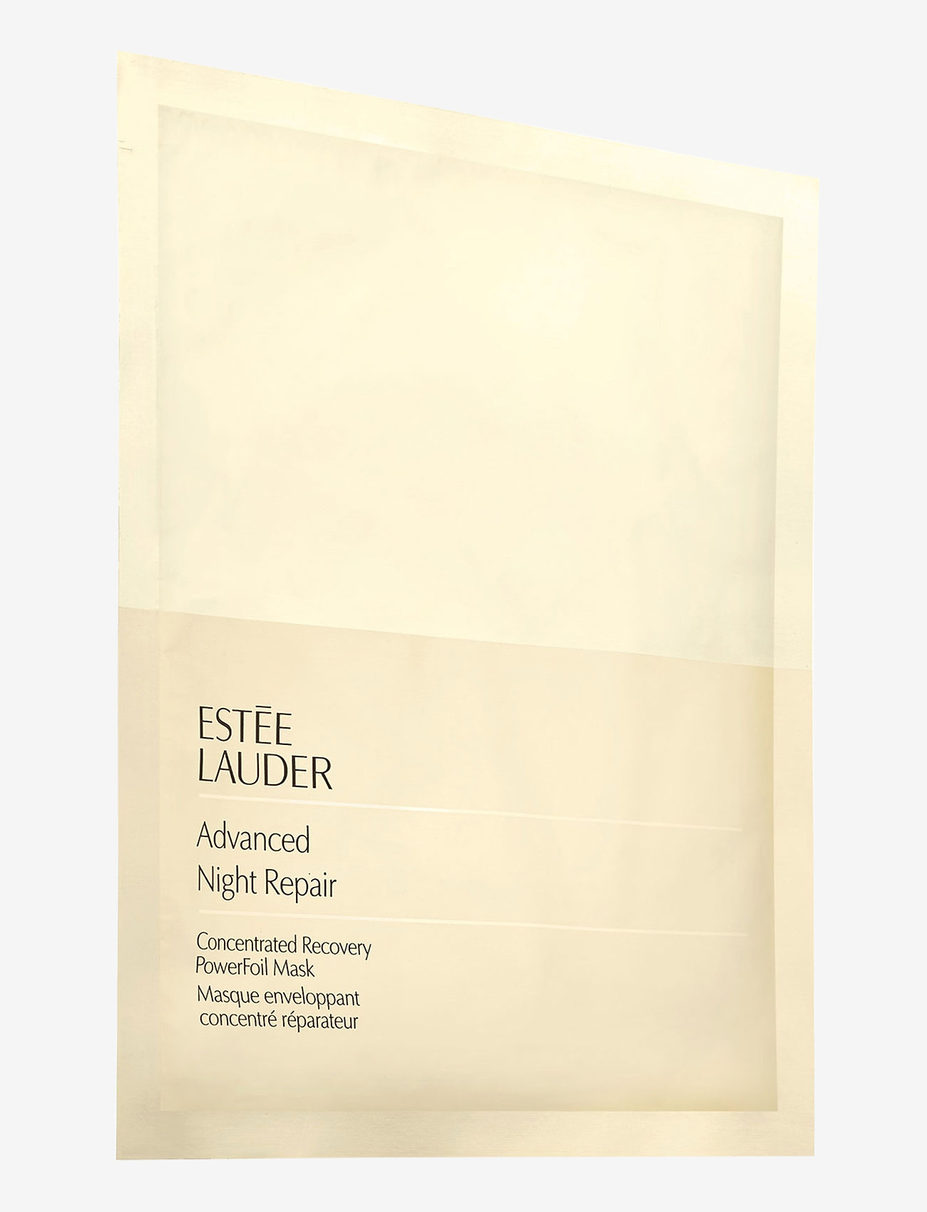Estée Lauder - Advanced Night Repair PowerFoil Mask x 4 - ansigtsmasker - no colour - 0