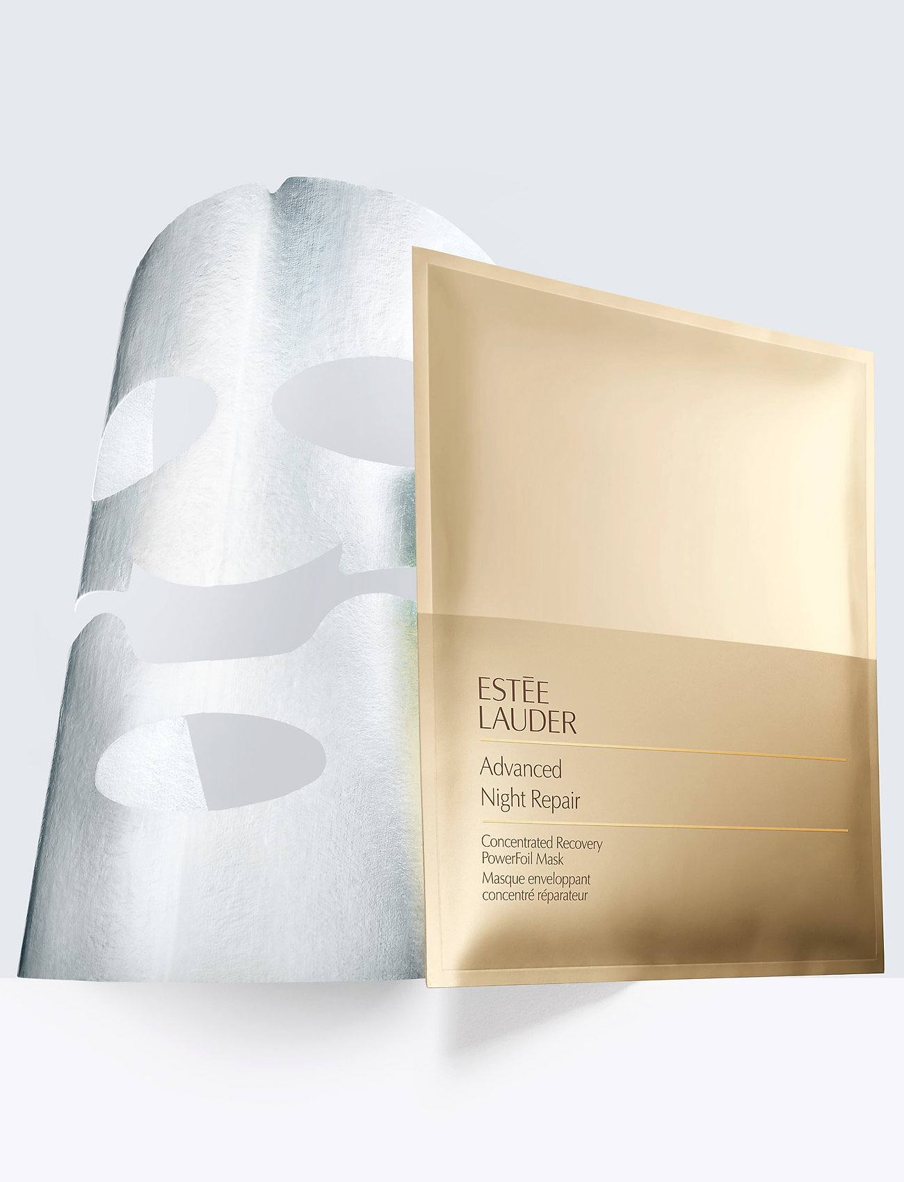 Estée Lauder - Advanced Night Repair PowerFoil Mask x 4 - ansigtsmasker - no colour - 1