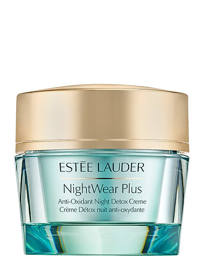 NightWear Plus Anti-Oxidant Night Detox Creme - CLEAR