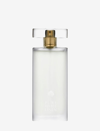 Pure White Linen Eau de Parfum Spray - parfyme - clear