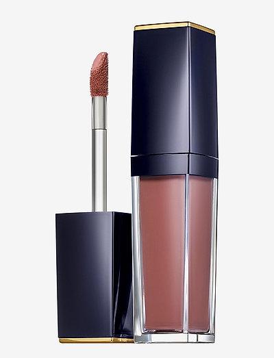 Pure Color Envy Liquid Lip Color Matte - NAKED AMBITION - liquid lipstick - clear