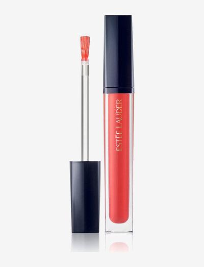 Pure Color Envy Kissable Lip Shine - liquid lipstick - 105 up in flames