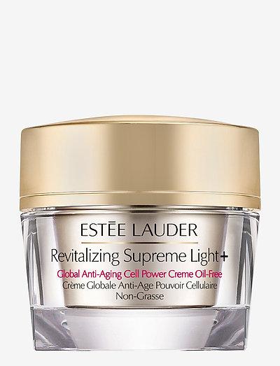 Revitalizing Supreme + Light - päivävoiteet - clear