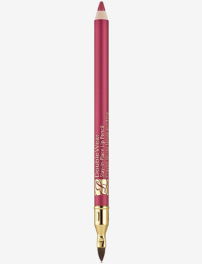 Double Wear Stay-In-Place Lip Pencil - läppenna - wine