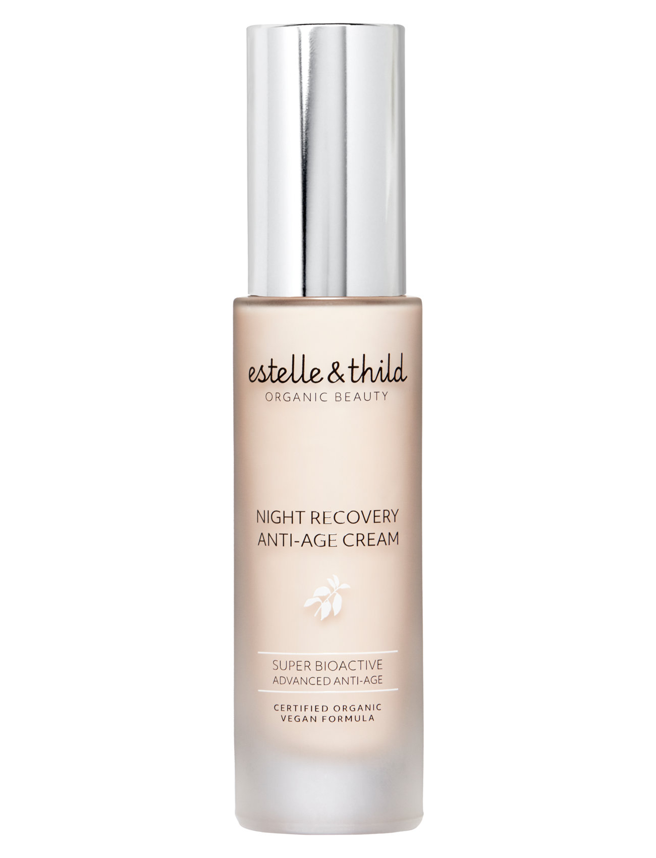 Super Bioactive Night Recovery Anti-Age Cream - Estelle & Thild