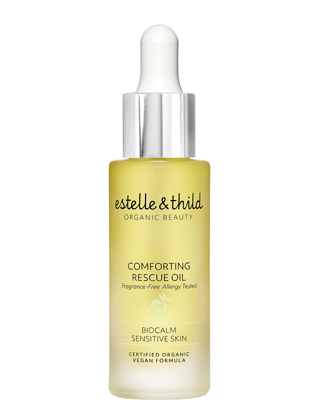 Image of Biocalm Optimal Comfort Rescue Oil Ansigts- & Hårolie Nude Estelle & Thild (3272454531)
