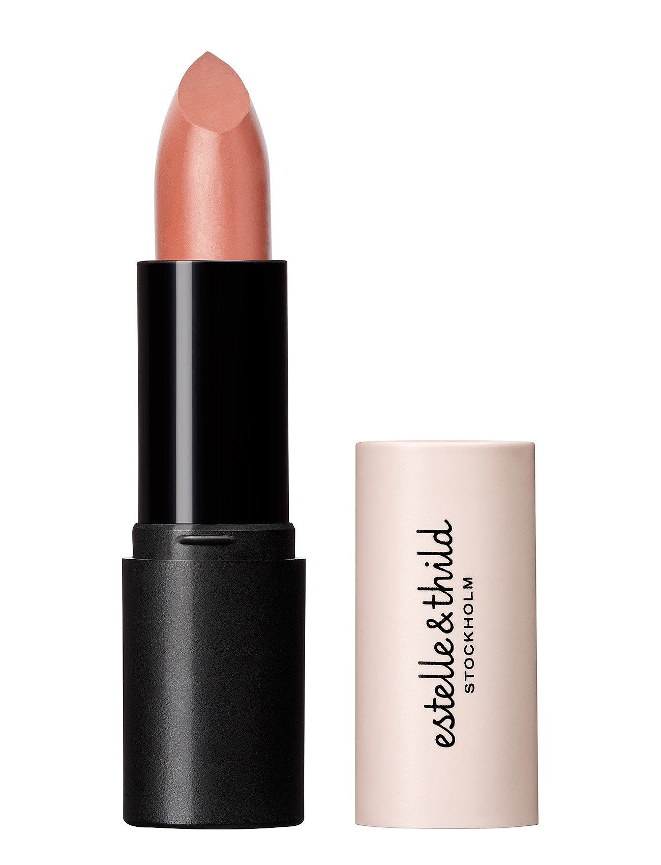 Biomineral Cream Lipstick Dusty Beige - Estelle & Thild