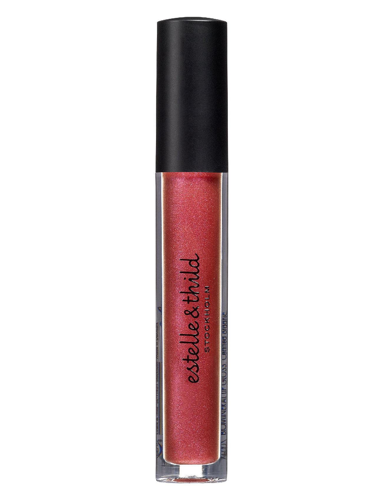 Biomineral Lip Gloss Cranberry Crush - Estelle & Thild