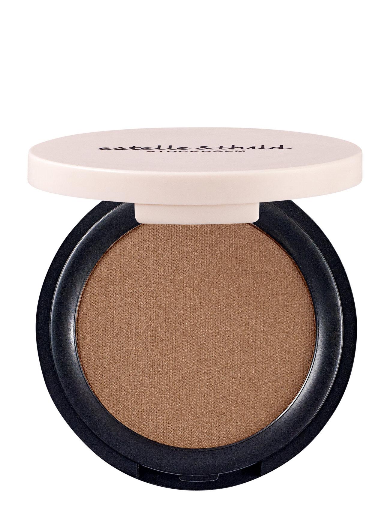 Biomineral Silky Eyeshadow Walnut - Estelle & Thild