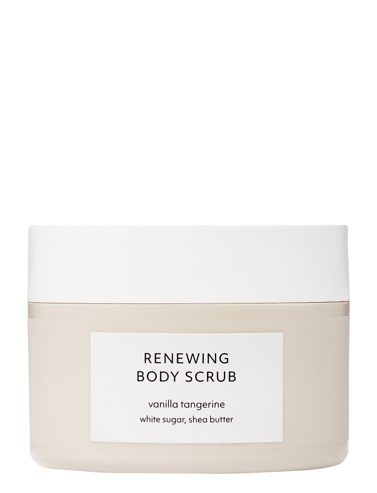Estelle & Thild Vanilla Tangerine Renewing Body Scrub - NO COLOUR