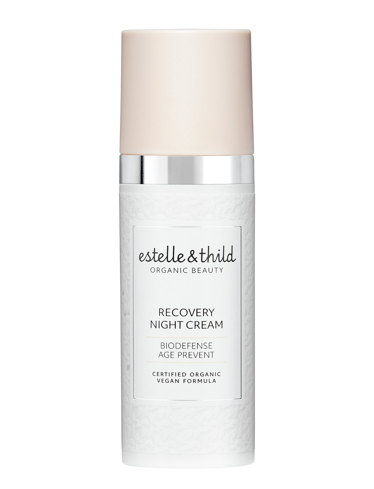 Image of Biodefense Recovery Night Cream Beauty WOMEN Skin Care Face Night Cream Nude Estelle & Thild (3115267209)