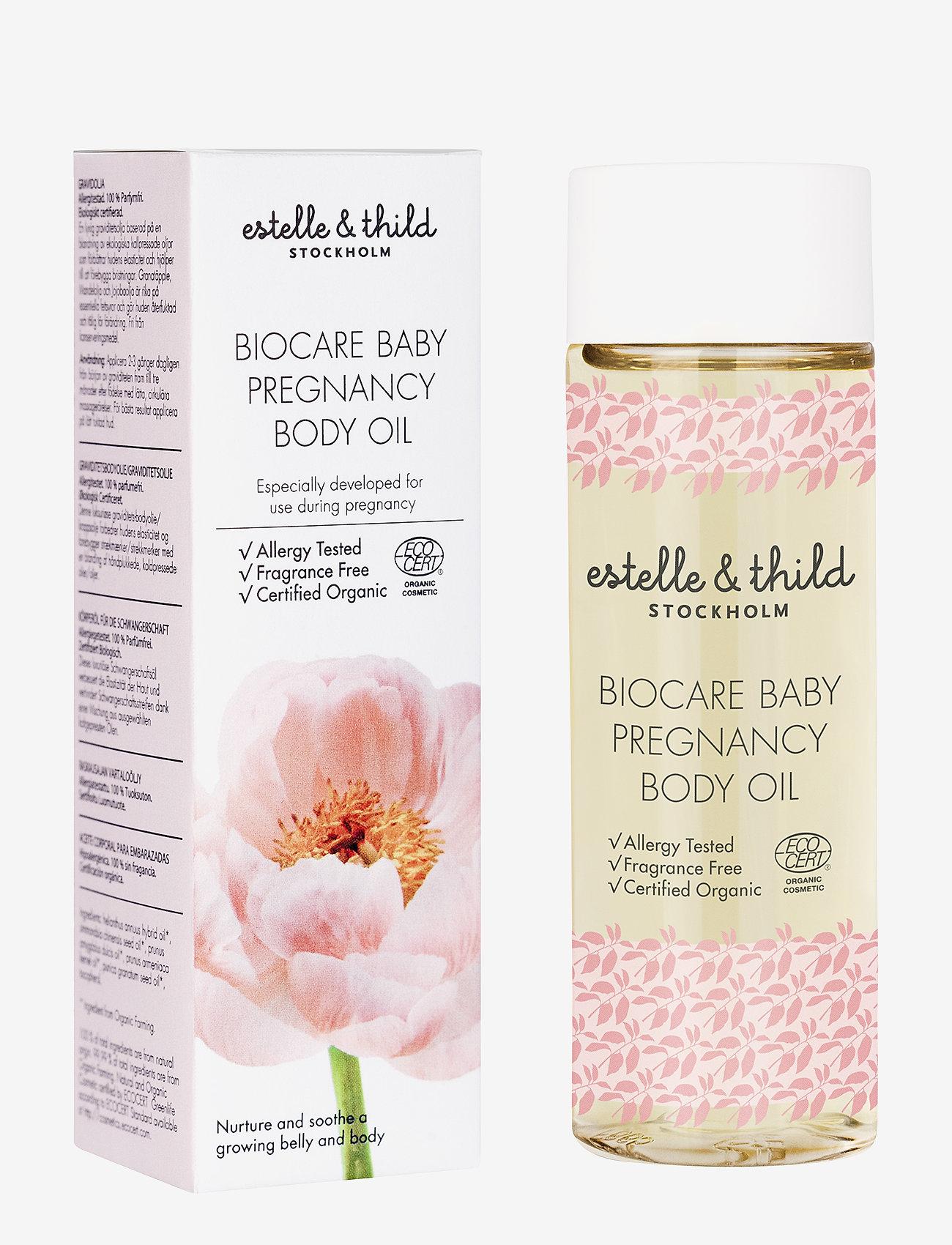 Estelle & Thild - BioCare Baby Pregnacy Body Oil - clear - 1