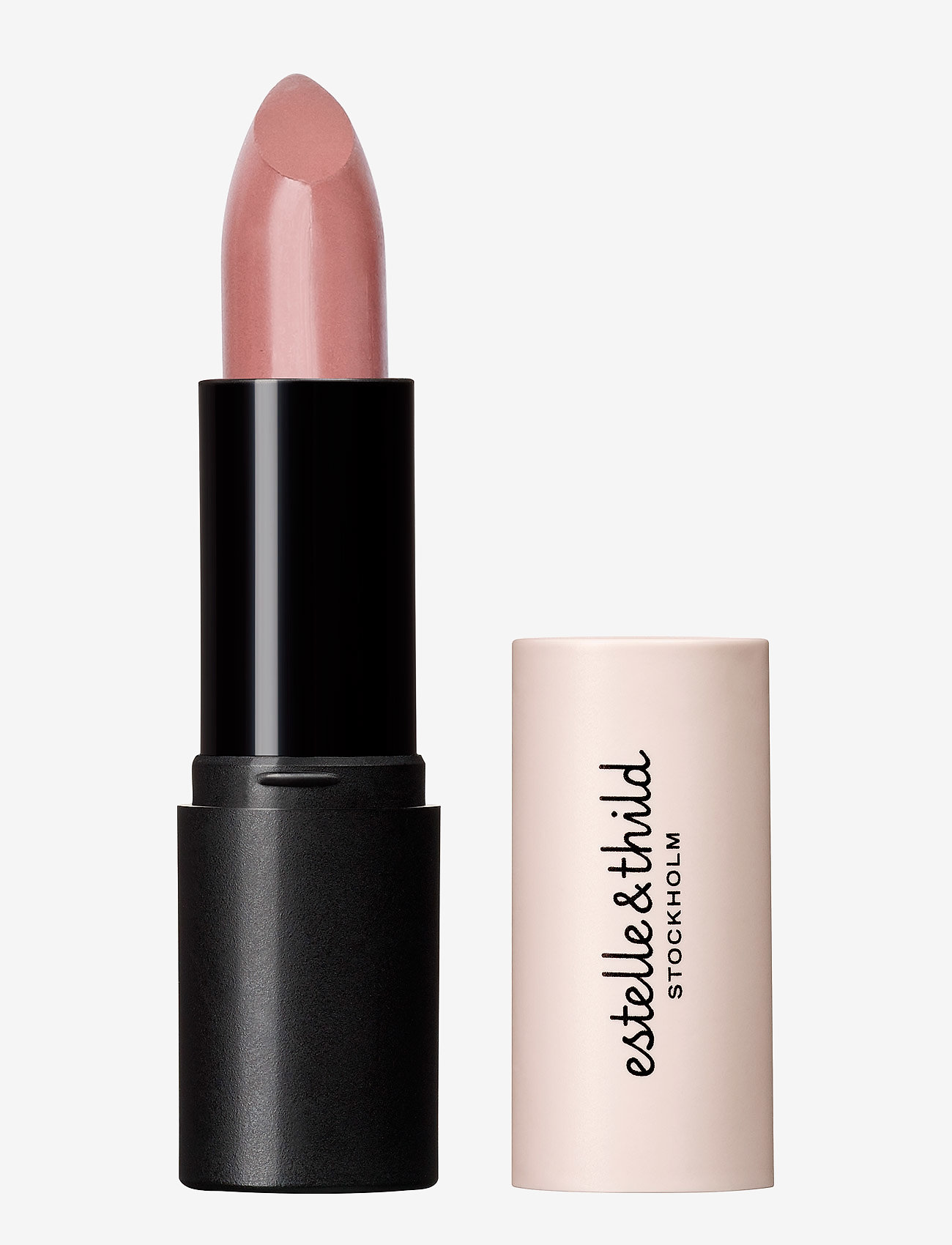 Estelle & Thild - BioMineral Cream Lipstick Cashmere - læbestift - cashmere - 0