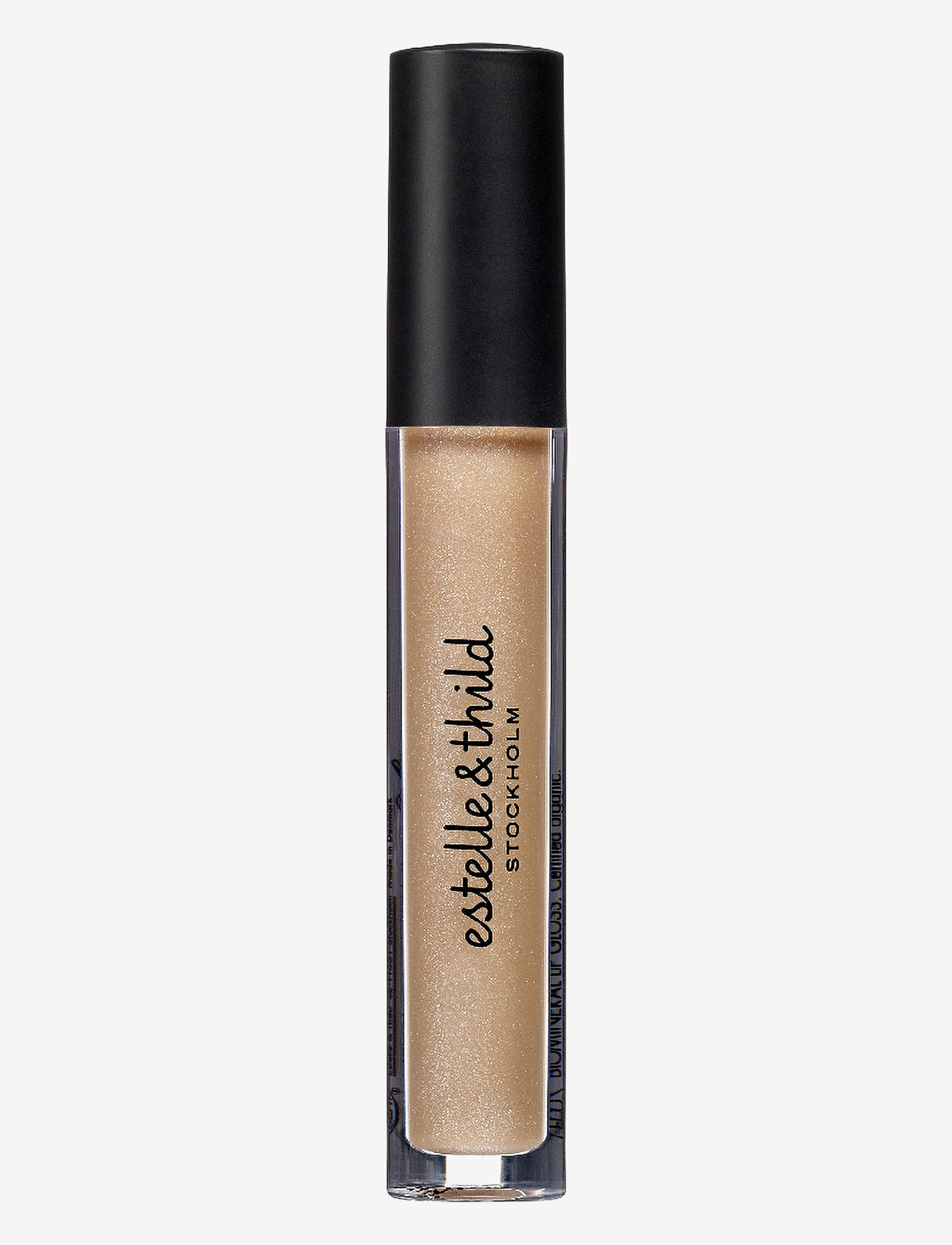 Estelle & Thild - BioMineral Lip Gloss Toffee - lipgloss - toffee - 0