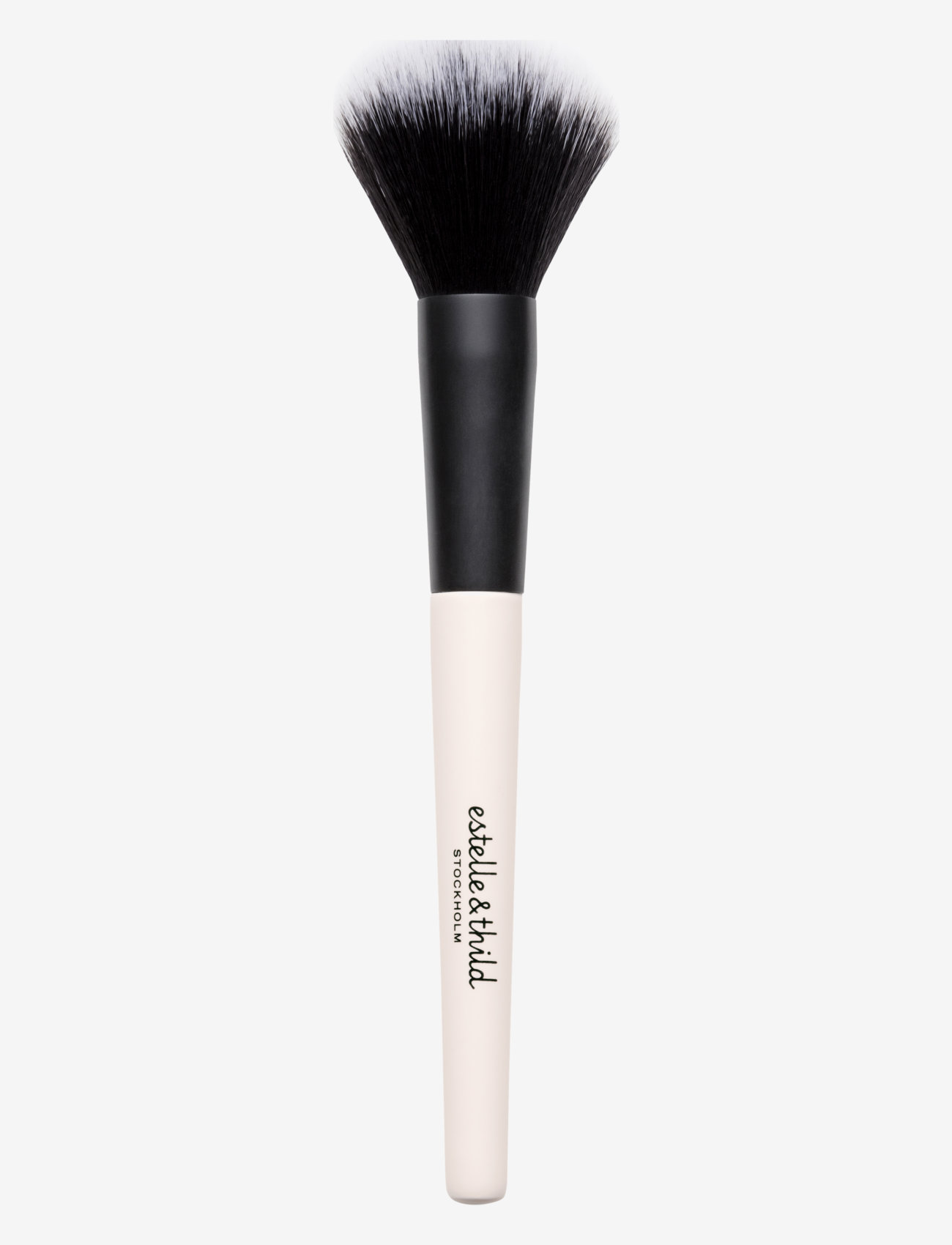 Estelle & Thild - Silky Finishing Powder Brush - pensler til ansigtet - clear - 0